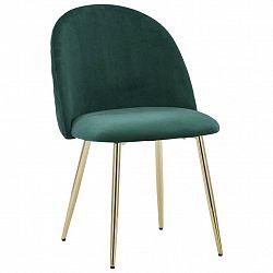 Jídelní Židle Artdeco Zelená
