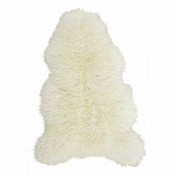 Kůže Ovčí Jenny, 90-105/60cm, Bílá