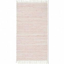 Ručně Tkaný Koberec Mary 2, 80/150cm, Růžová