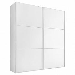 Skříň S Pos. Dveřmi.(hor.ved.) Includo 167 Cm Bílá