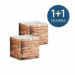 Úložný Box Poppi 4 1+1 Zdarma (1*kus=2 Produkty)
