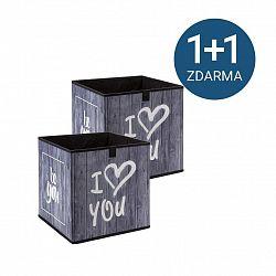 Úložný Box Poppi 7 1+1 Zdarma (1*kus=2 Produkty)