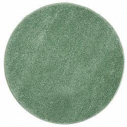 Všívaný Koberec Justin, 80/80 Cm, Zelená